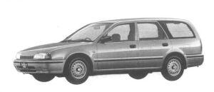 Nissan Avenir CARGO 4WD LX-G 1994 г.