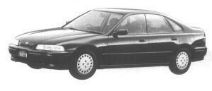 Honda Ascot Innova 2.0i 1994 г.