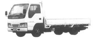 Isuzu Elf 2T HIGH CAB, FLAT LOW, LONG BODY 1994 г.