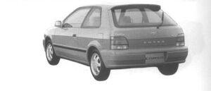 Toyota Corsa CYNTHIA 1500EFI 1994 г.