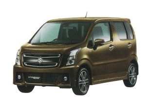 Suzuki Wagon R Stingray Hybrid T 2018 г.
