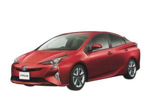 Toyota Prius A Premium Touring Selection 2018 г.
