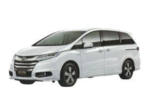 Honda Odyssey Hybrid (FF/7 Seater) 2018 г.