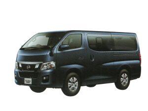 Nissan NV350 Caravan Van Premium GX (2WD, Gasoline) Long Body, Standard Roof, Standard Width, Low Floor, 5-passenger, 5 Doors 2018 г.