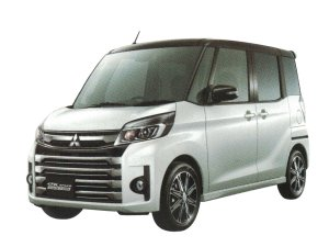 Mitsubishi EK Space CUSTOM T Safety Package 2018 г.