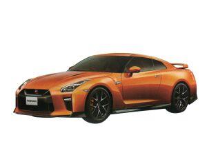 Nissan GT-R Premium edition 2018 г.