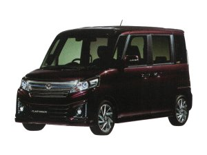 Mazda Flair Wagon Custom Style XS 2018 г.