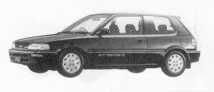 Toyota Corolla FX GT 1991 г.