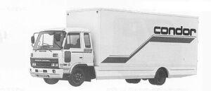 Nissan Diesel Condor HYPER CUSTOM 1991 г.