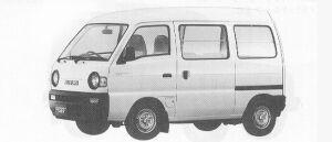 Suzuki Carry VAN PA 1991 г.