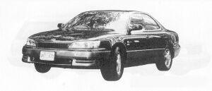 Toyota Windom 3.0 G 1991 г.