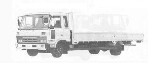 Nissan Diesel Condor HYPER WIDE 1991 г.