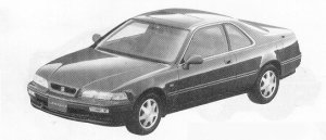 Honda Legend COUPE TYPE A 1991 г.