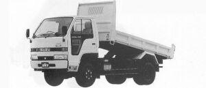 Isuzu Elf DUMP 2T LONG BODY 4WD 1991 г.