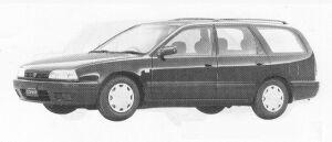Nissan Avenir TYPE Si: 1991 г.