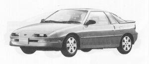 Isuzu Pa NERO 160X 1991 г.