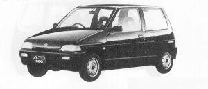 Suzuki Alto 3DOOR CE-X 1991 г.