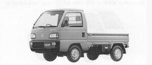 Honda Acty Truck SDX 1991 г.