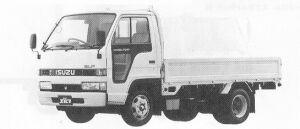 Isuzu Elf 2T FLAT LOW 1991 г.
