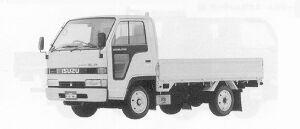 Isuzu Elf 1.5T FULL FLAT LOW, LONG BODY AT 1991 г.
