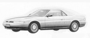 Mazda Eunos COSMO 20B TYPE-E CCS 1991 г.