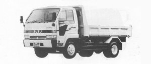 Isuzu Forward JASTON 195PS 4T DUMP 1991 г.