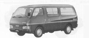 Isuzu Fargo LONG VAN LT 2WD 1991 г.