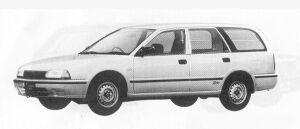 Nissan Avenir CARGO 4WD LX-G 1991 г.
