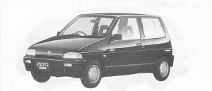 Suzuki Alto 3DOOR PARKY 1991 г.