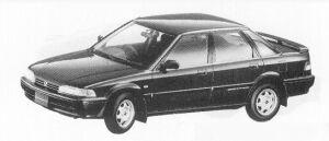 Honda Concerto 4DOOR INTRAC JZ-Si 1991 г.