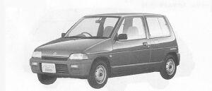 Suzuki Alto 3DOOR CE 1991 г.