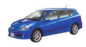 Toyota Caldina 2.0GT- FOUR 2005 г.