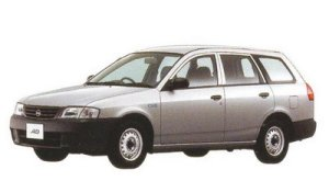 Nissan AD VAN CNG 2005 г.