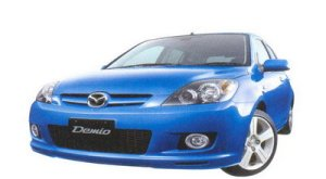 Mazda Demio SPORT 2005 г.