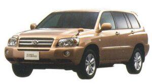"""Toyota Kluger L HIBRID """"G Package"""" 2005 г."""