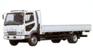 Mitsubishi Fuso Fighter NX 5.5-ton, for Heavy Dyty Truck 2005 г.