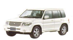 Mitsubishi Pajero IO Pear Package2.0 Navi Edition 2005 г.