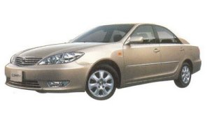TOYOTA CAMRY 2005 г.