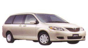 Mazda MPV G 2005 г.