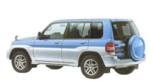 Mitsubishi Pajero IO Pear Package1.8  Navi Edition 2005 г.