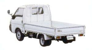 Nissan Vanette Truck 2WD, Super Low, Double Tire, Long Body, DX 1800 Gasoline 2005 г.