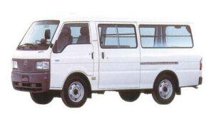 Mazda Bongo Brawny VAN DX 2005 г.