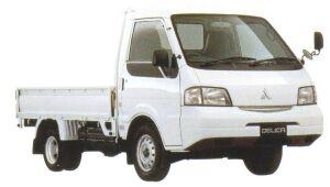 Mitsubishi Delica Truck GL Double Standard Body 2005 г.