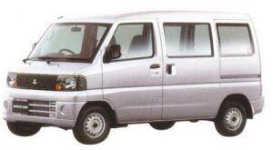 Mitsubishi Minicab VAN CL 2005 г.