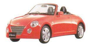 Daihatsu Copen Active Top 2WD 2005 г.