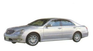 Toyota Crown Majesta C Type 2005 г.