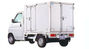 Honda Acty Truck Fresh Delivery 4WD (Refrigerating) 2005 г.