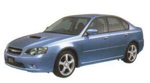 Subaru Legacy B4  2.0 GT 2005 г.