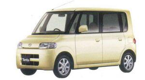Daihatsu Tanto X 2WD 2005 г.