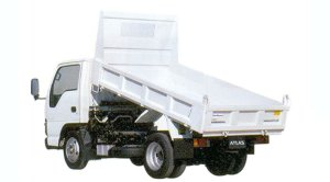Nissan Atlas 20 Full Super Low Dump 2005 г.